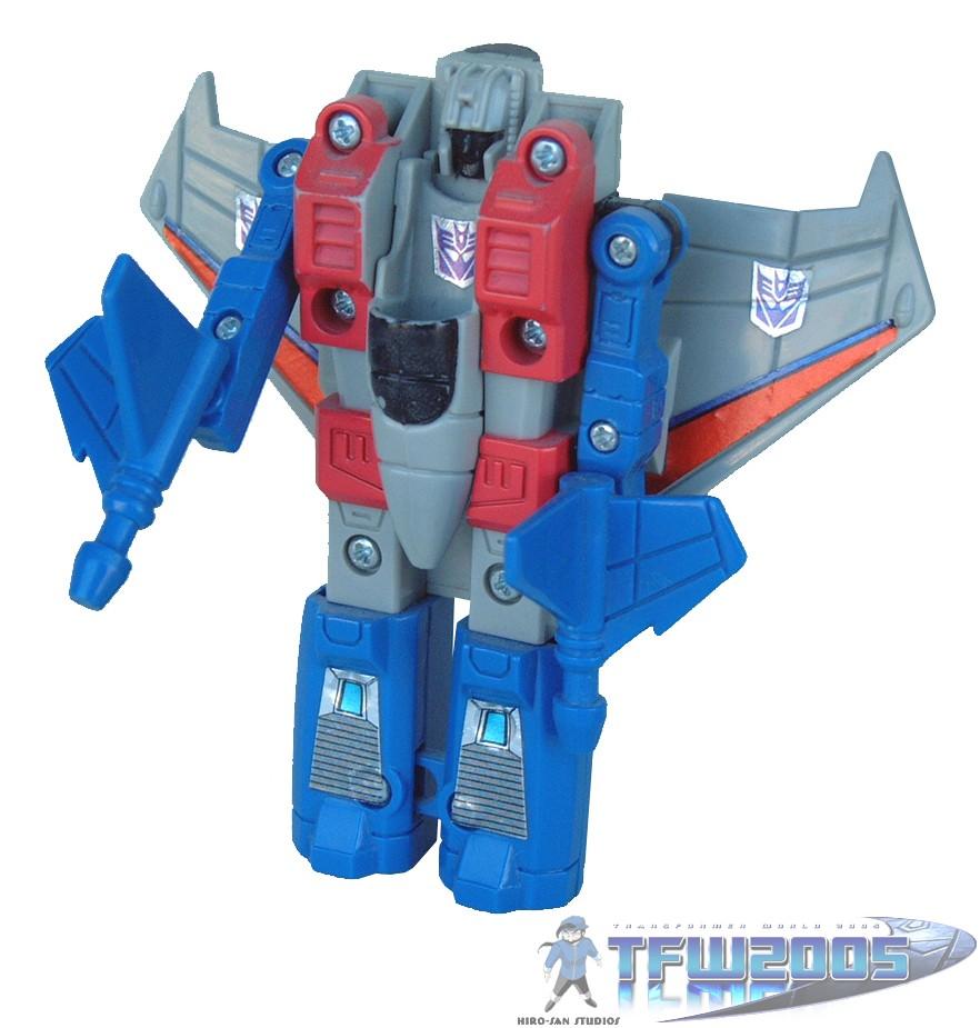 Starscream (K-Mart Legends) - Transformers Toys - TFW2005