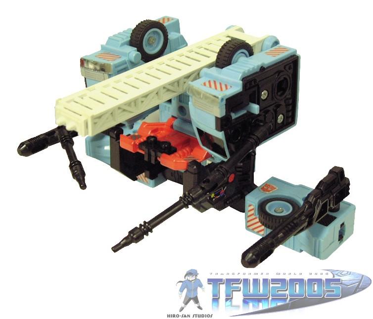 300zx Turbo Wiki: Pre-G1 Toys