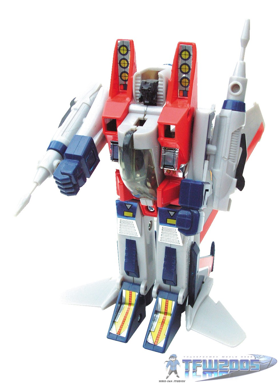 Starscream - 1984 Transformers - TFW2005