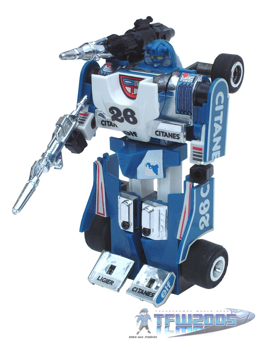 base information for character toy mirage name mirage japanese name    Transformers G1 Mirage