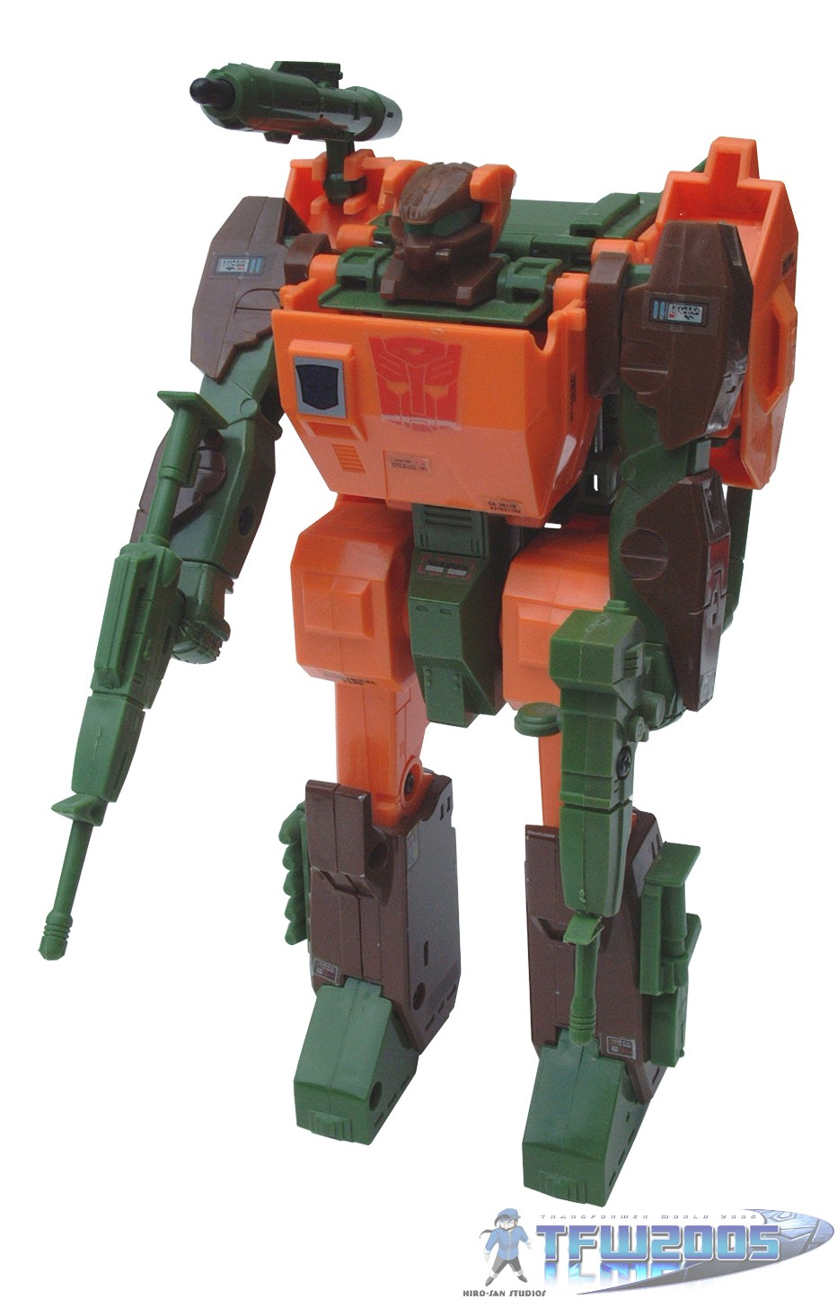 Roadbuster Transformers g1