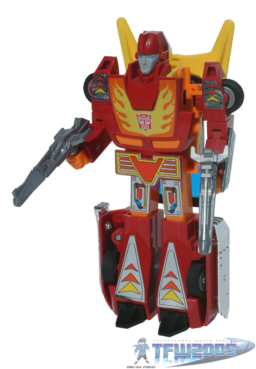 All Transformers Toys : Hot rod transformers toys tfw