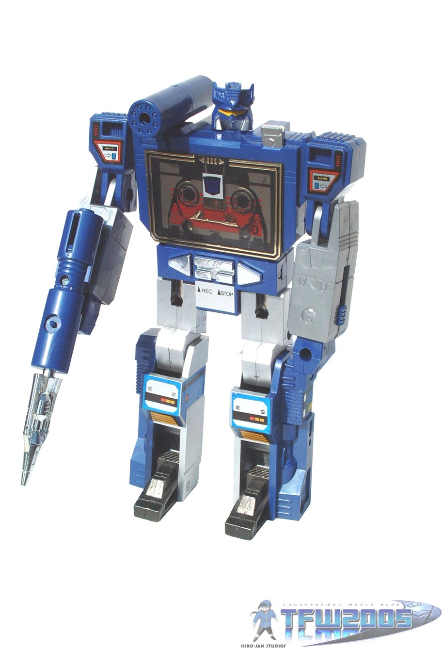 soundwave transformers toys tfw2005