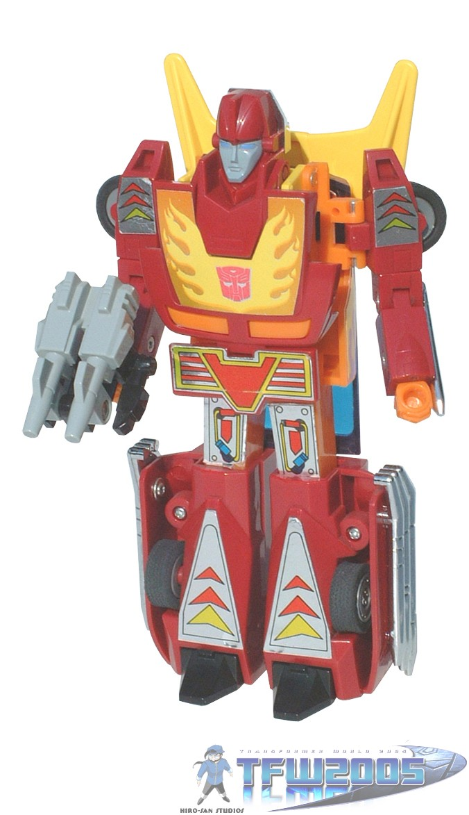 Hot Rod (Targetmaster) Image