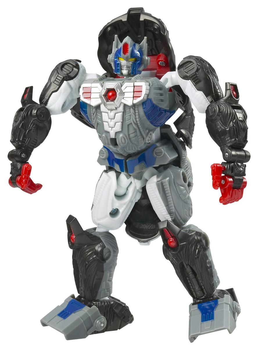 Optimus Primal With Axalon Toy