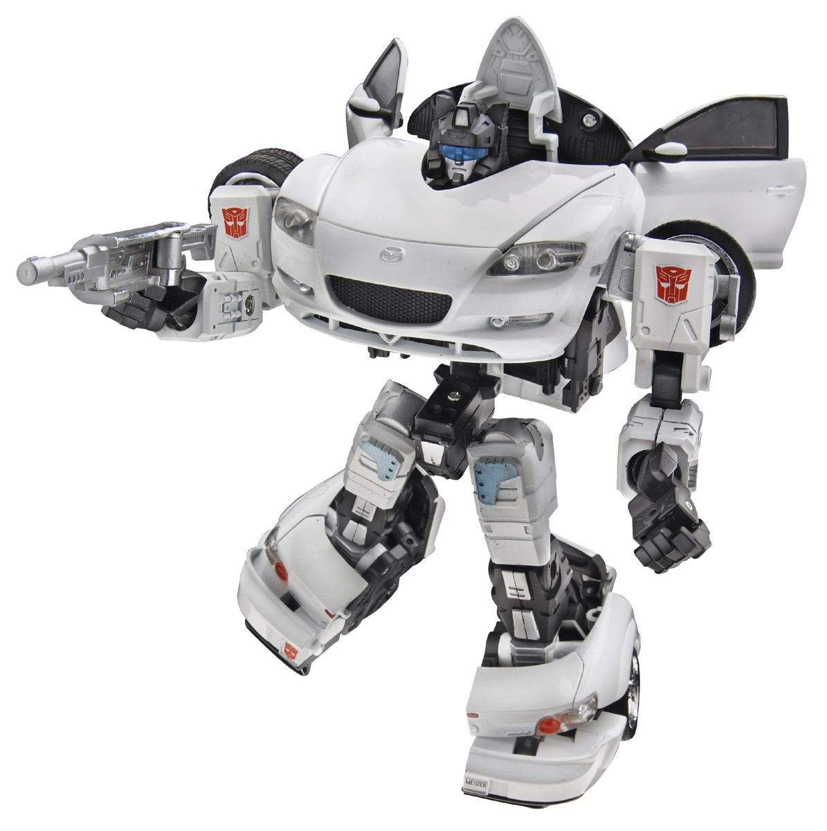 Meister Mazda Rx 8 Transformers Toys Tfw2005