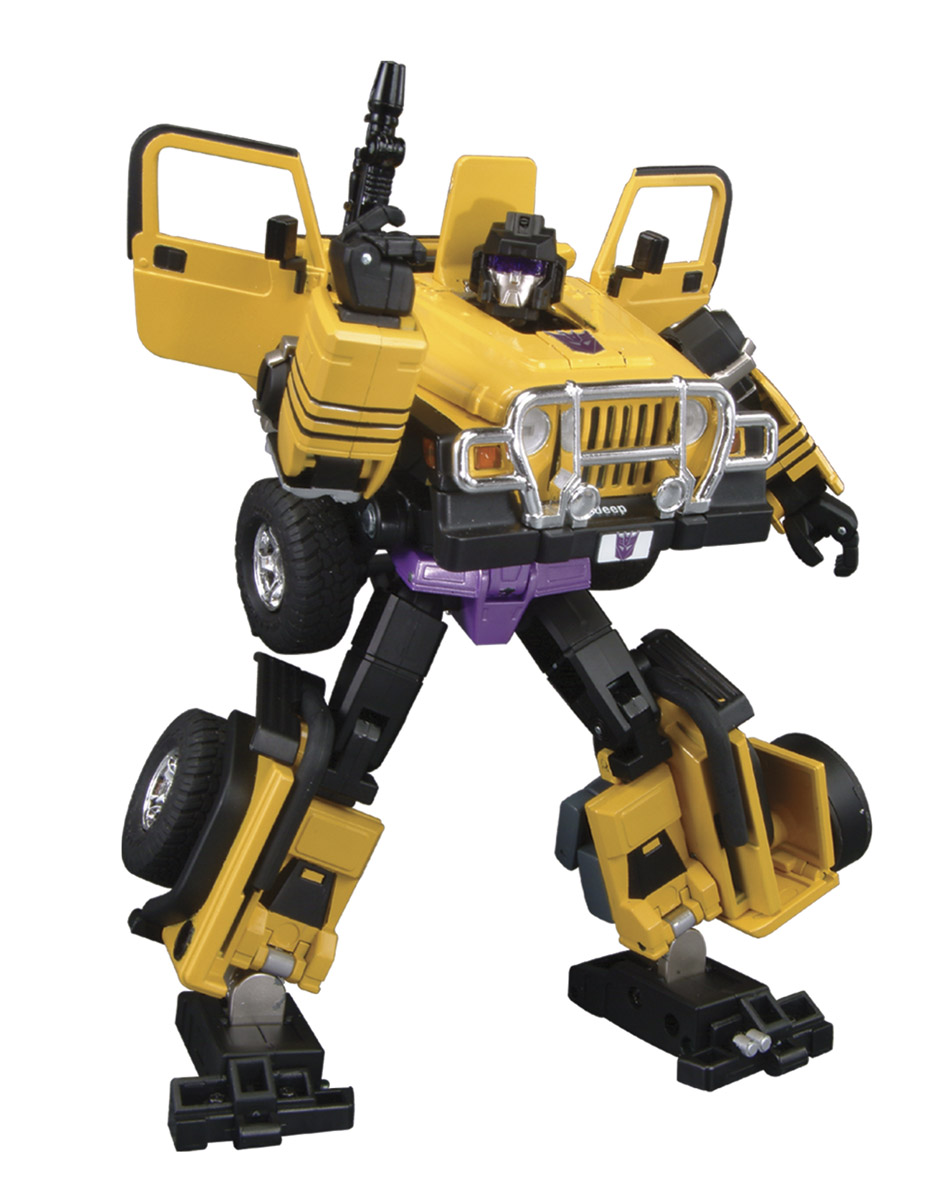 Swindle Jeep Wrangler Transformers Toys Tfw2005