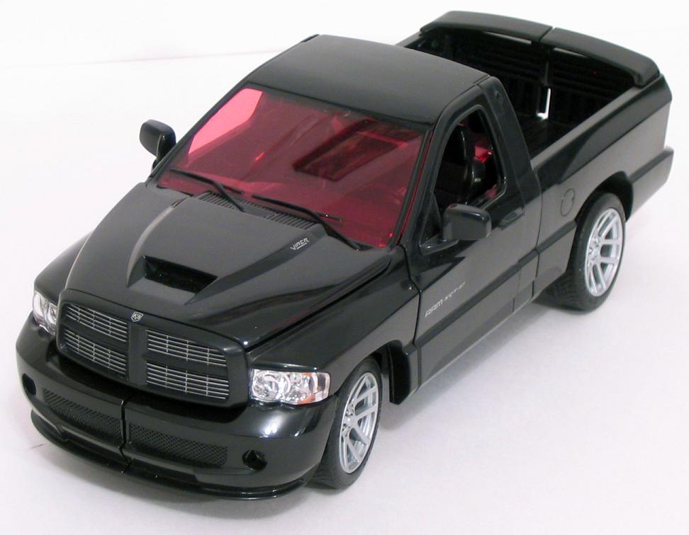 Nemesis Prime Dodge Ram Srt 10 Transformers