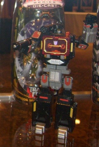 Soundblaster with Ravage Image
