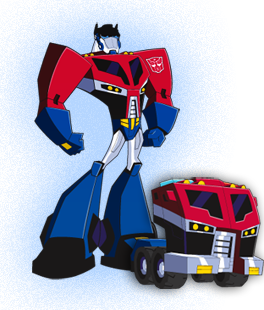 Optimus Prime main_optimus