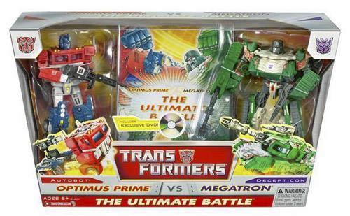 ultimate optimus prime transformer instructions