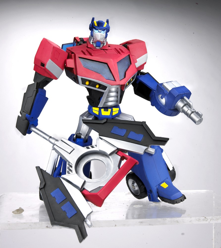 Optimus Prime OpBot2