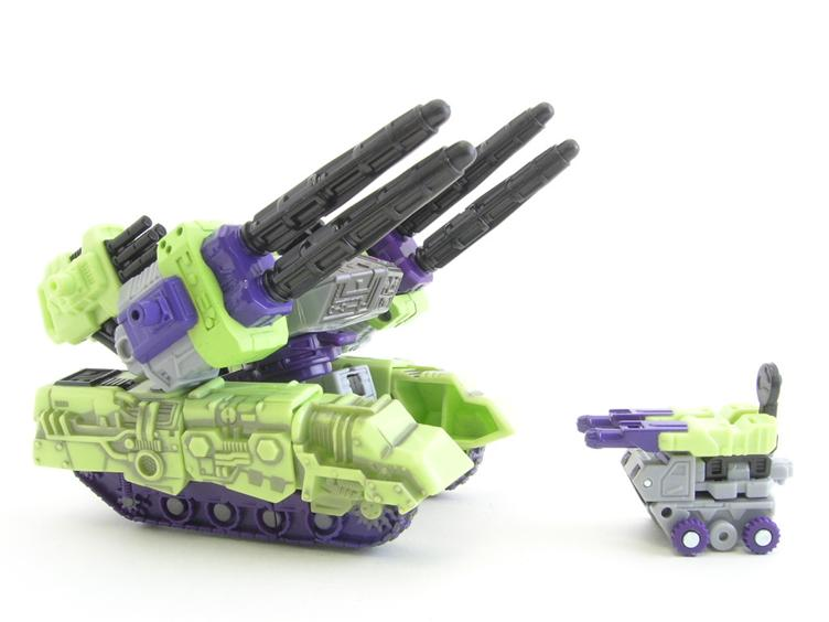 transformers energon demolisher