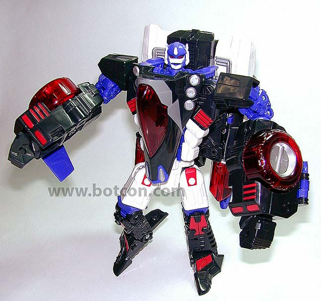 Optimus Primal Axalon Toy