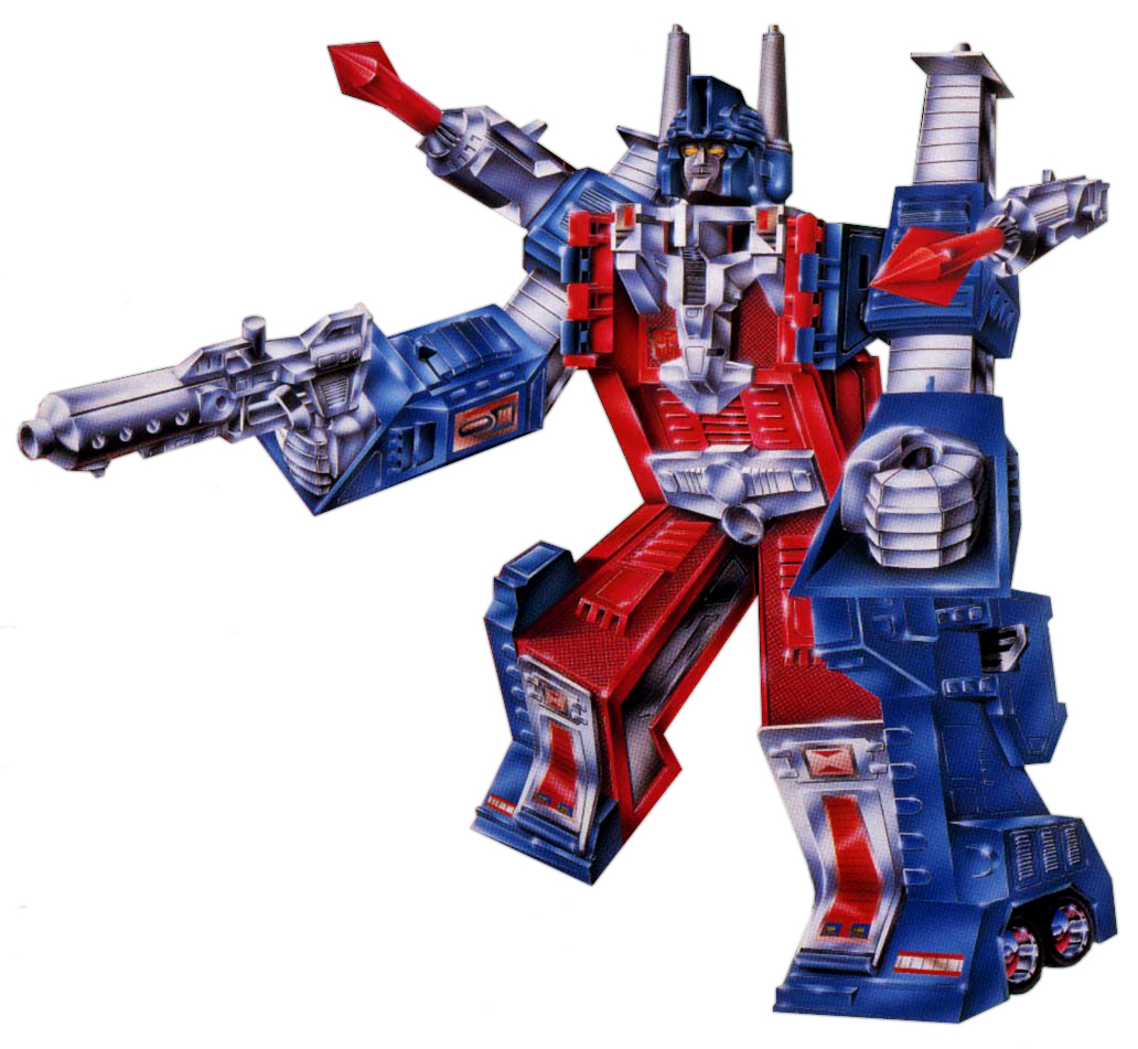 how tall is ultra magnus