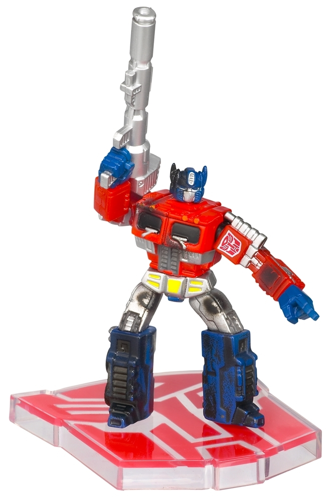 Optimus Prime (Generation 1 Battle Damaged) Image