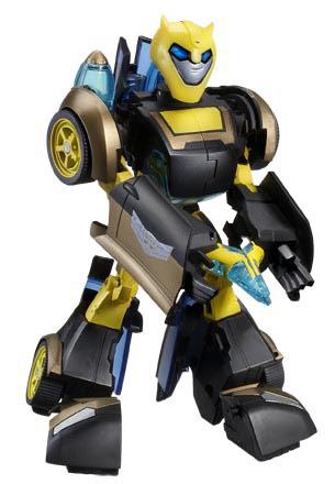 Bumblebee Transformers Animated Bumblebee (Elit...
