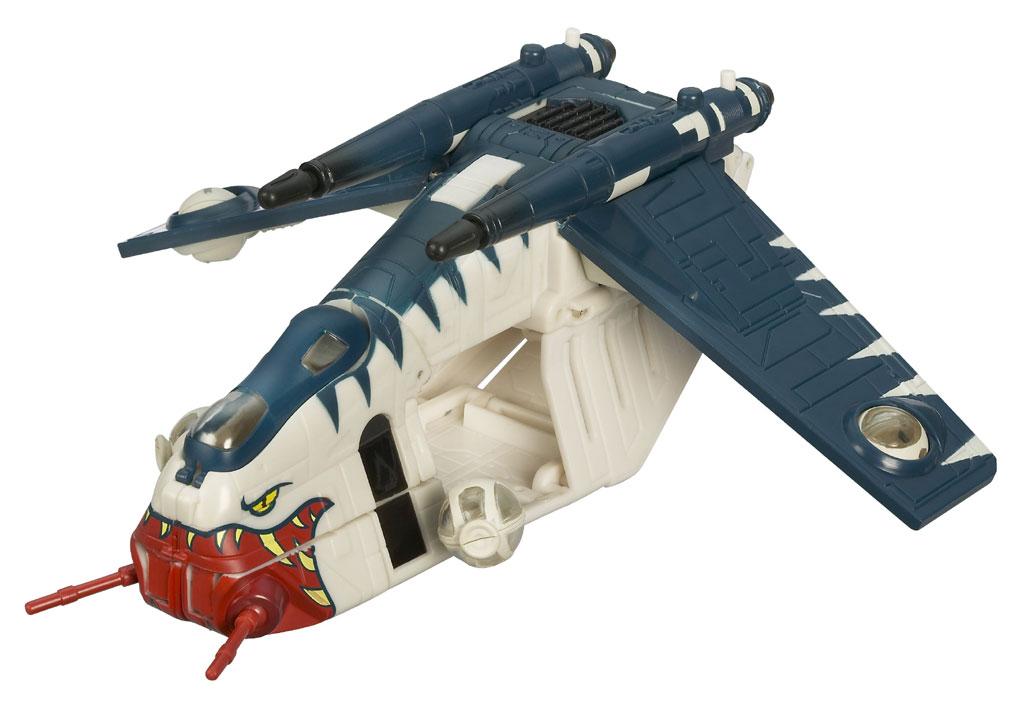 Star Wars Clone Wars Republic Gunship Clone Pilot Republic Gunship