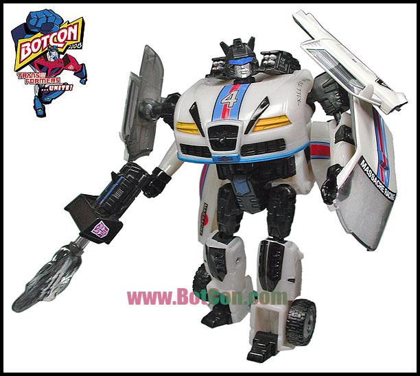 Jazz - Transformers Toys - TFW2005