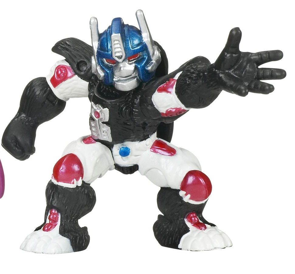 Optimus Primal Toy Information