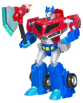 Optimus Prime (Roll Out Command) Image