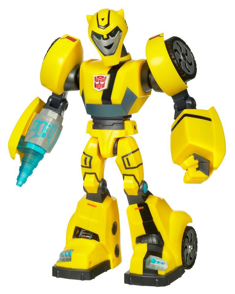 Bumblebee Transformers Animated Bumblebee (Cybe...