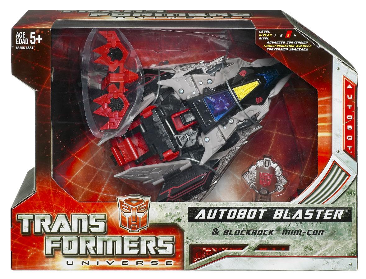 dinobots robot blaster