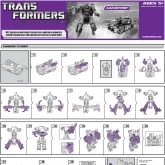 Galvatron Instructions