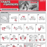 Ironhide Instructions