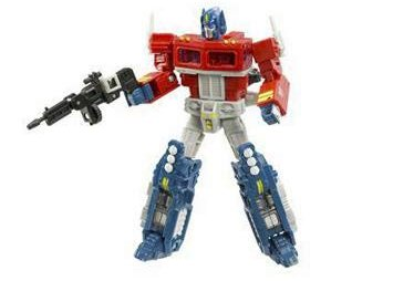 Optimus Prime (Ultimate Battle) Image