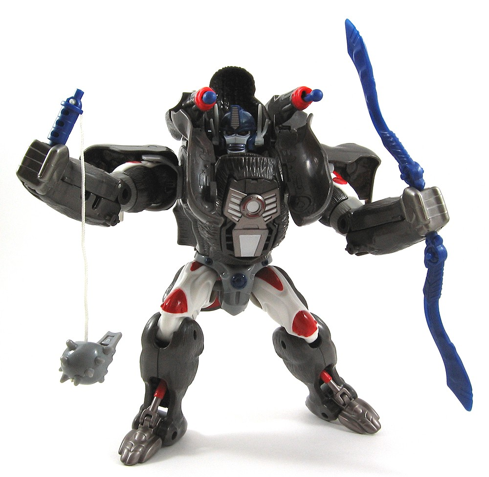 Optimus Primal (10th Anniversary) Image