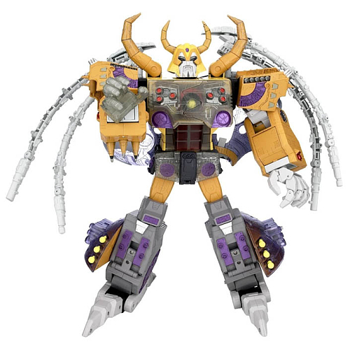 Unicron with Dead End Image