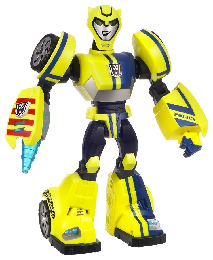 Bumblebee Transformers Animated Bumblebee (Stre...