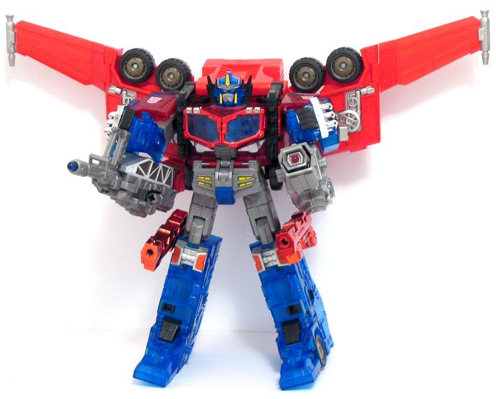 Galaxy Convoy (Clear) Image