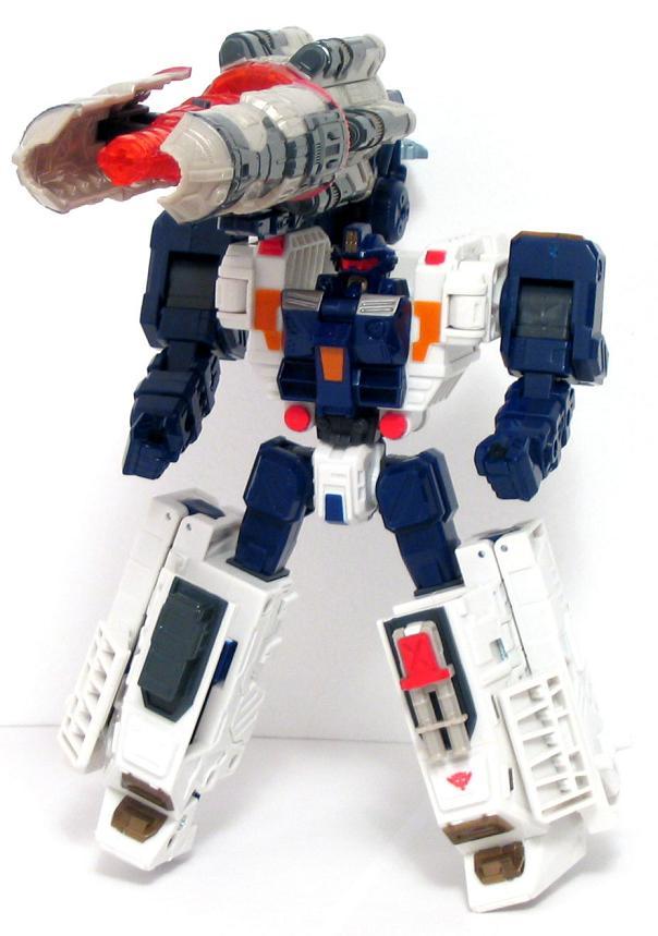 First Gunner - Transfo...