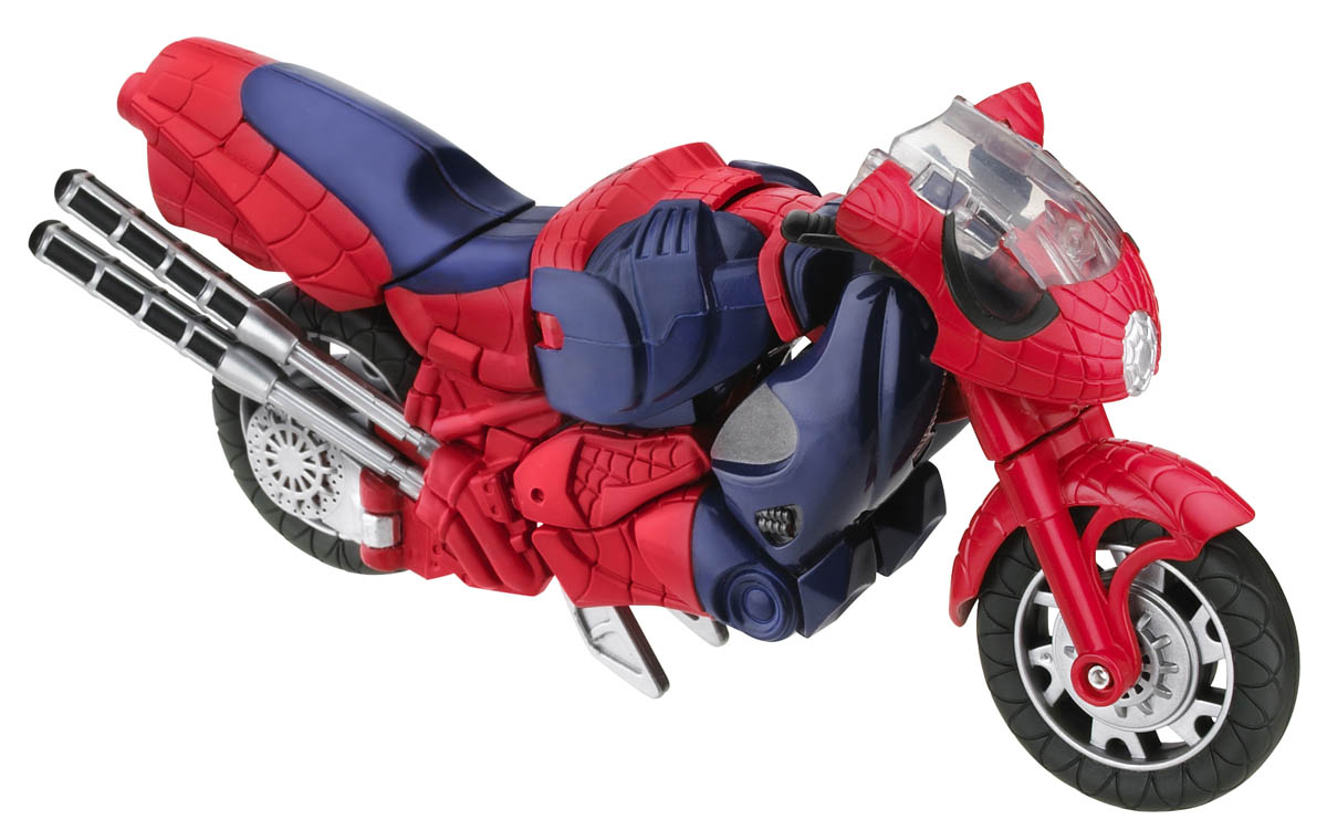 Spiderman bike toy - photo#24