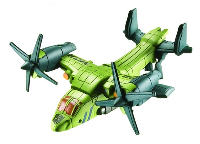 Autobot Springer Springer-Legend-Copter