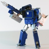 Music Label Soundwave Robot 11