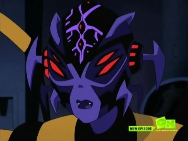 Blackarachnia BA-Mutant-Face