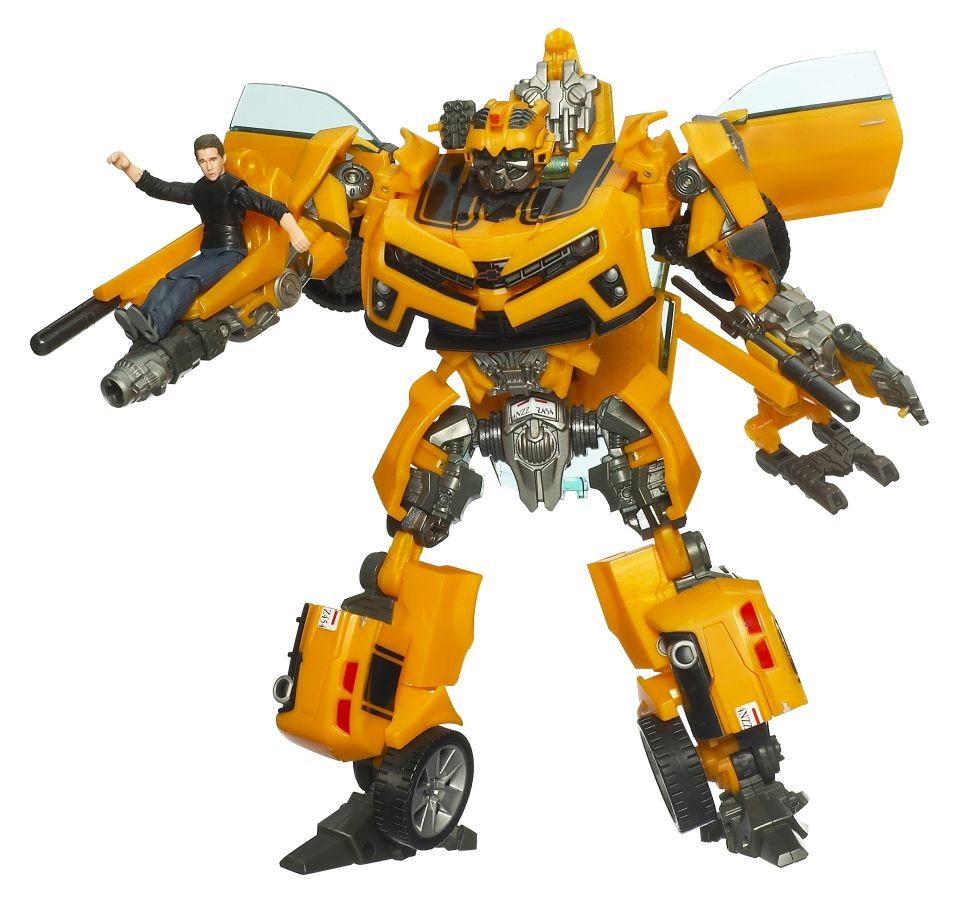Bumblebee with Sam Witwicky - Transformers Toys - TFW2005