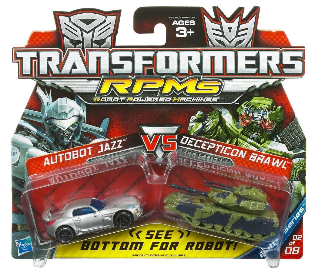 Autobot Jazz - Transformers Toys - TFW2005