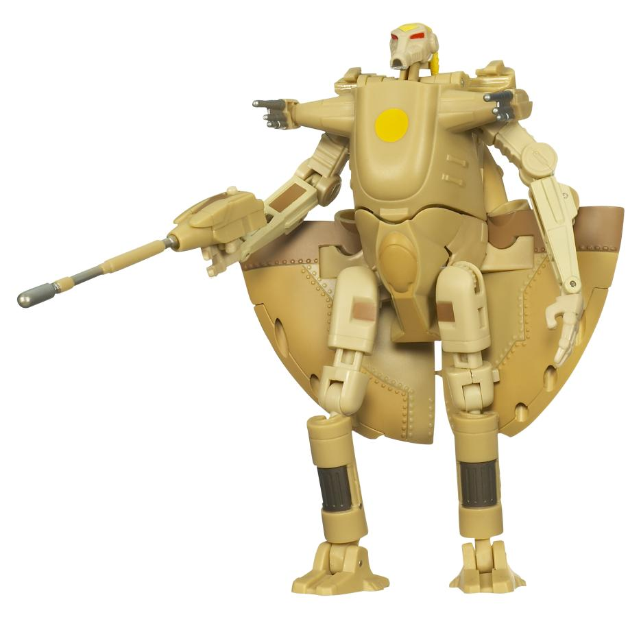 Battle Droid Commander (AAT) Image