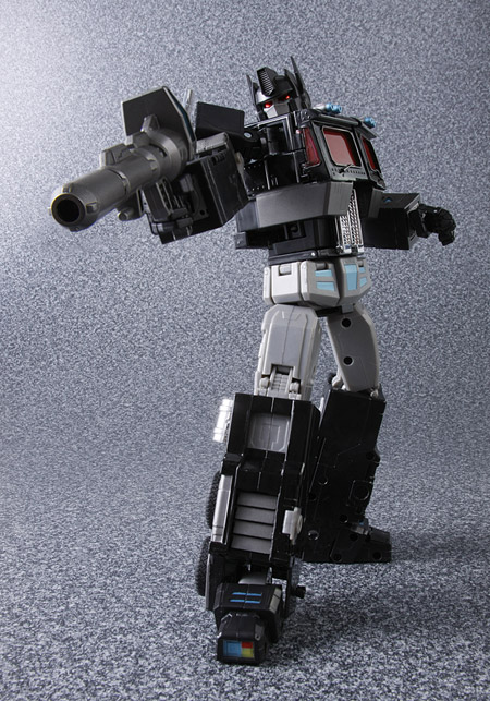 Convoy (Black Version) Image