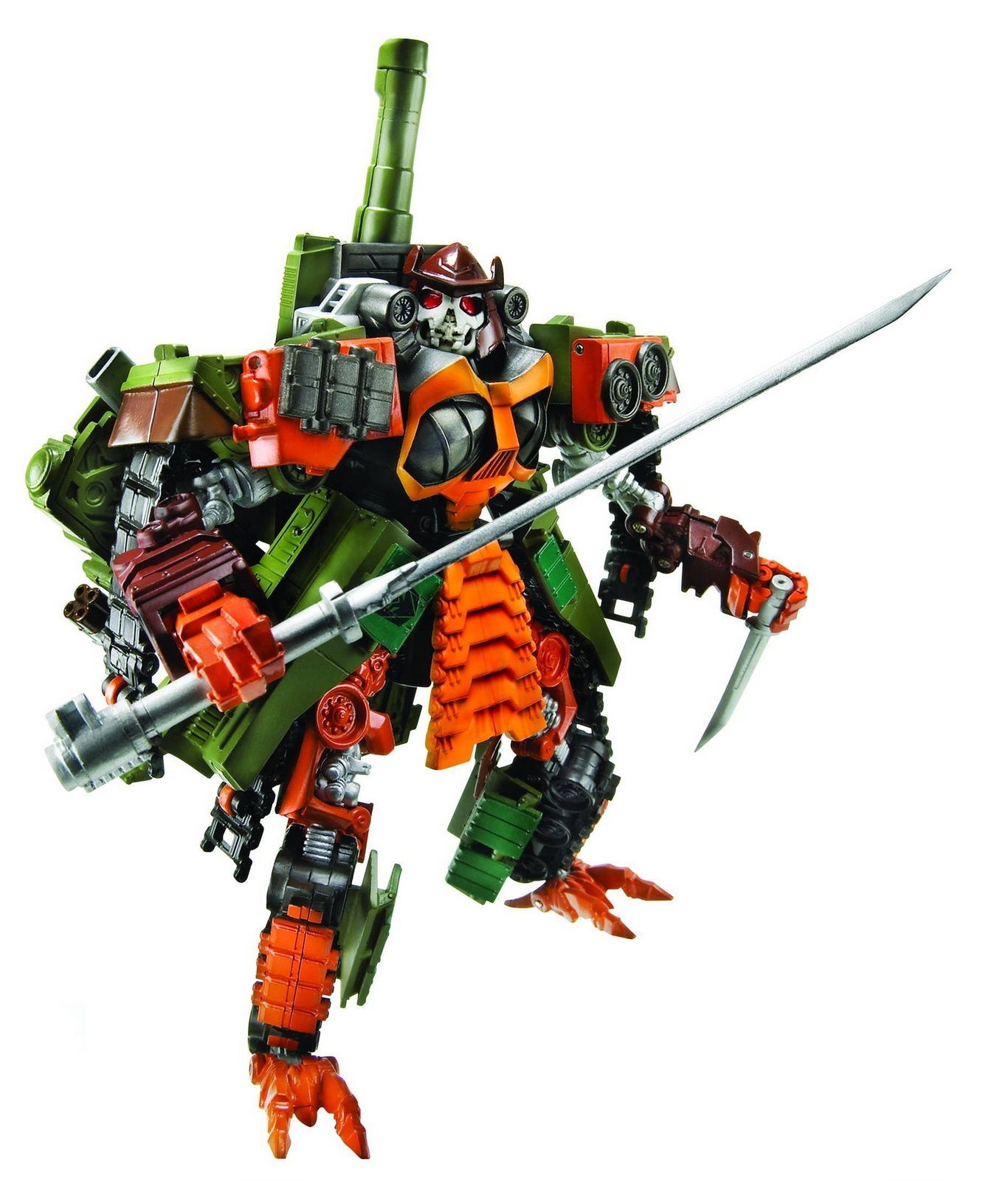 Base information for character toy decepticon bludgeon