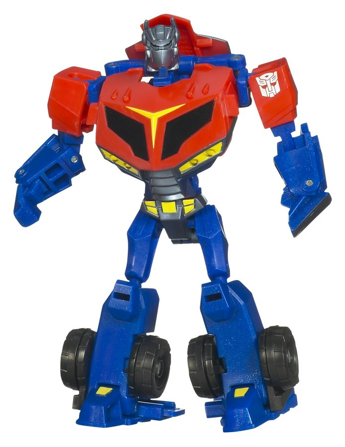 Optimus Prime (Armor Up) Image