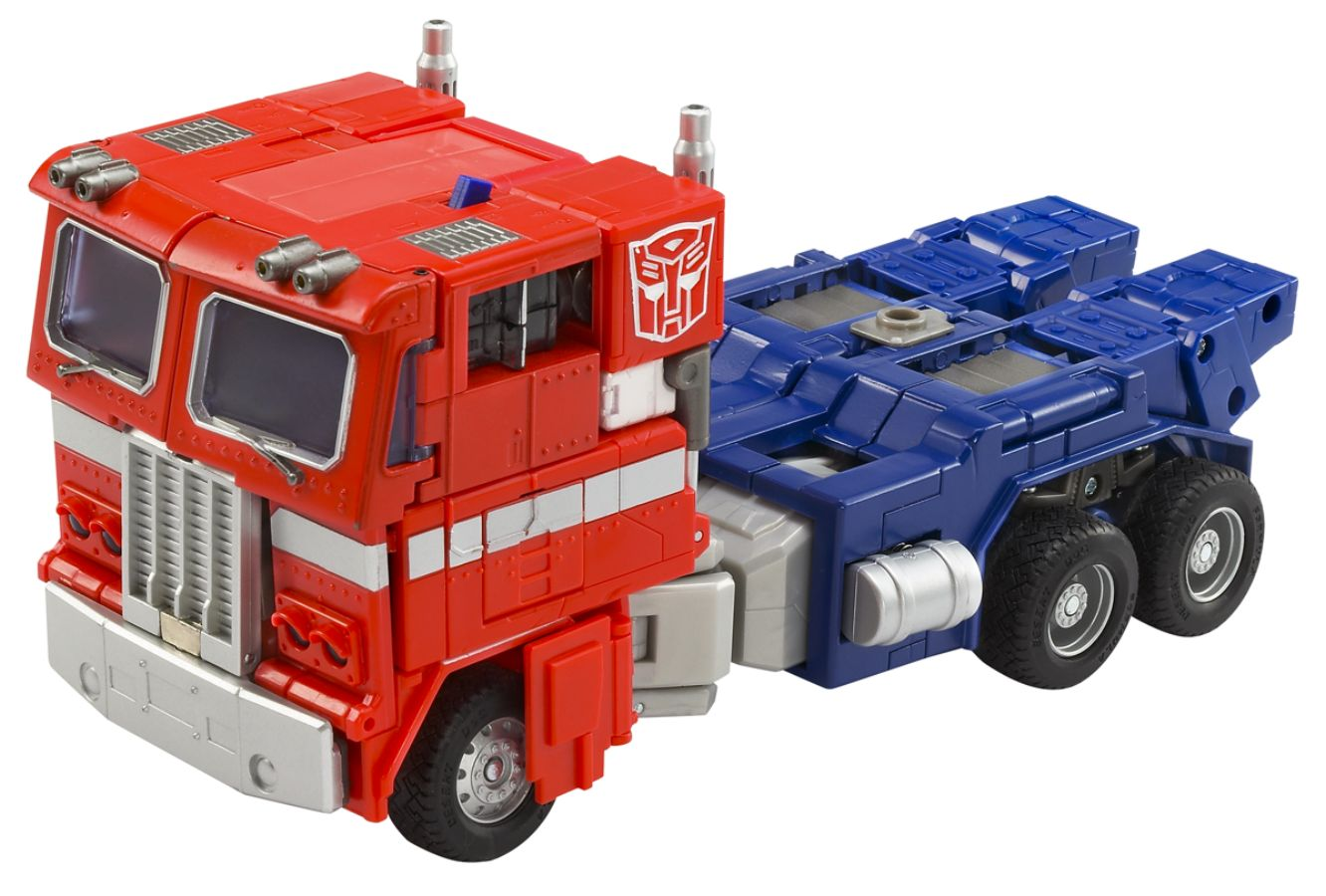 Optimus Prime (20th Anniversary DVD Edition) 20th-DVD-Vehicle.