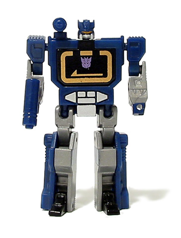 Soundwave with Jaguar Image