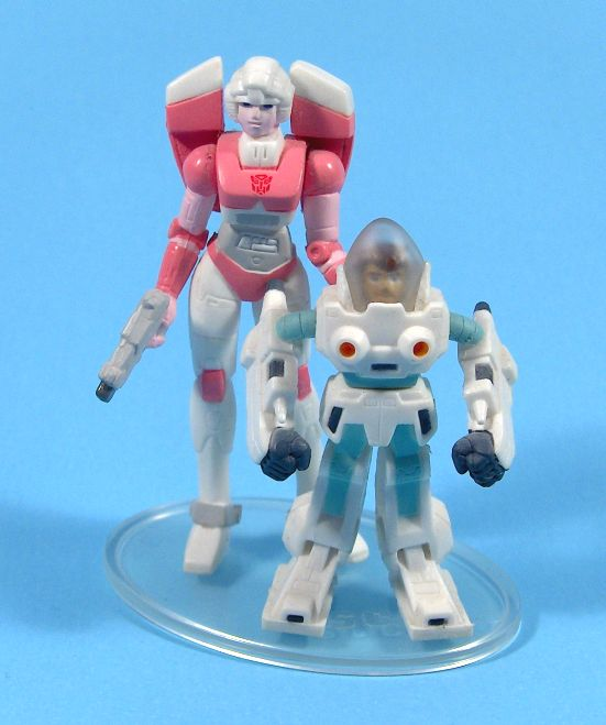 Arcee with Daniel Image