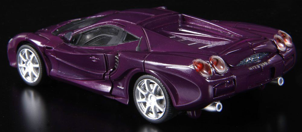Skywarp - Mitsuoka Orochi (Witch Purple Pearl) Alternity-Skywarp-Car-2