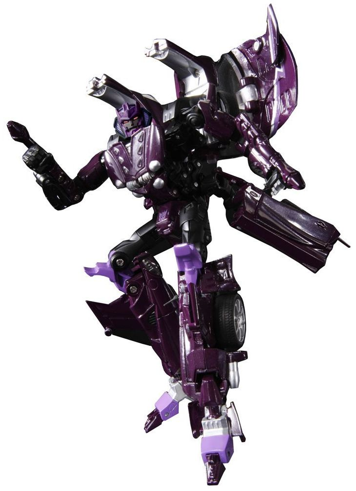 Skywarp - Mitsuoka Orochi (Witch Purple Pearl) Alternity-Skywarp-Robot